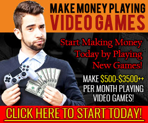 Video Game Tester Jobs – Start Now!!!