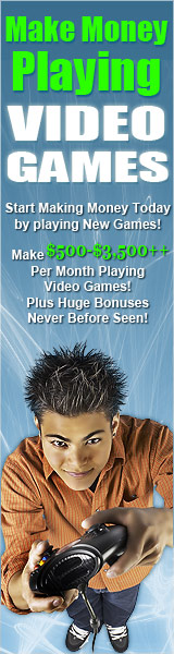 Make money by playing games