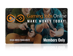 get paid to play games - membership card